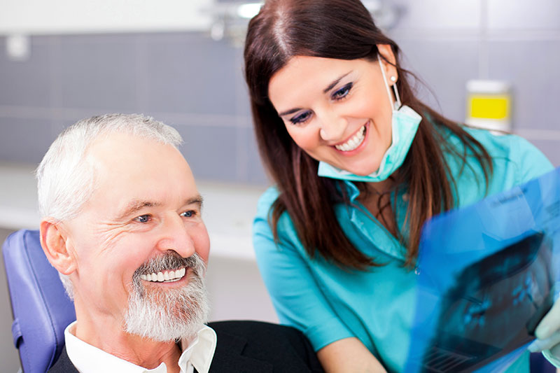 Dental Implants - Bronson Dental, Cincinnati Dentist